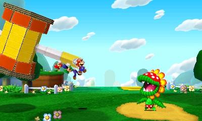 Mario & Luigi RPG series