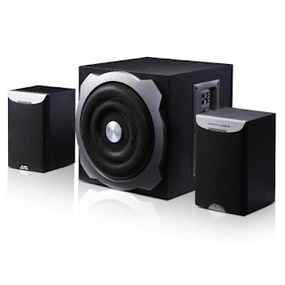 Speakers with subwoofer
