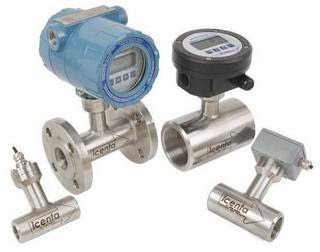 New Range of Paddlewheel Flow Meters for Liquids