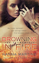 Giveaway: Drowning in Fire