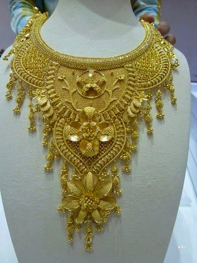 necklace plated dubai wholesale detail product design chain gold latest in heavy