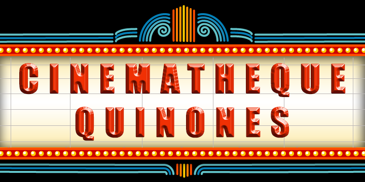 Cinematheque Quinones