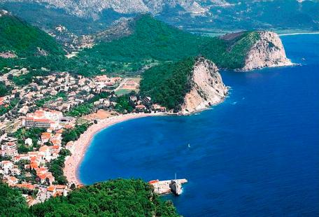 Лучшие пляжи Черногории 20 мест на карте (с фото)