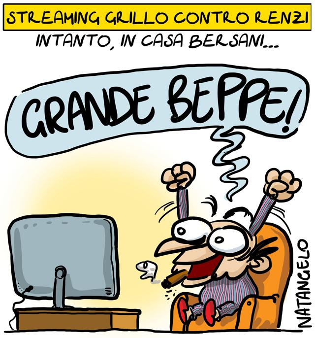 Grande Beppe M5s