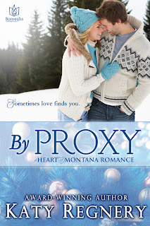 By Proxy: Interview + Giveaway