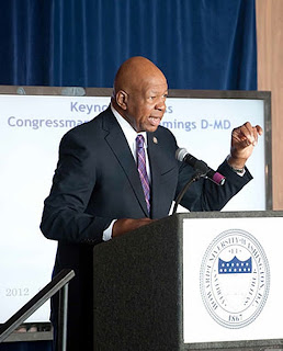 Maryland Congressman Elijah Cummings