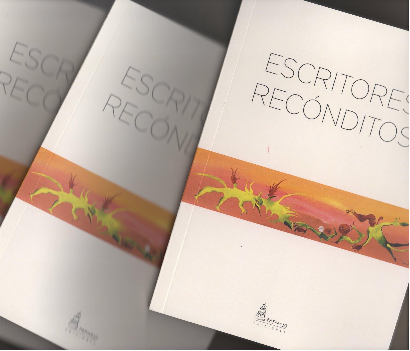 Edición. Recopilatorio de textos de Escritores Recónditos
