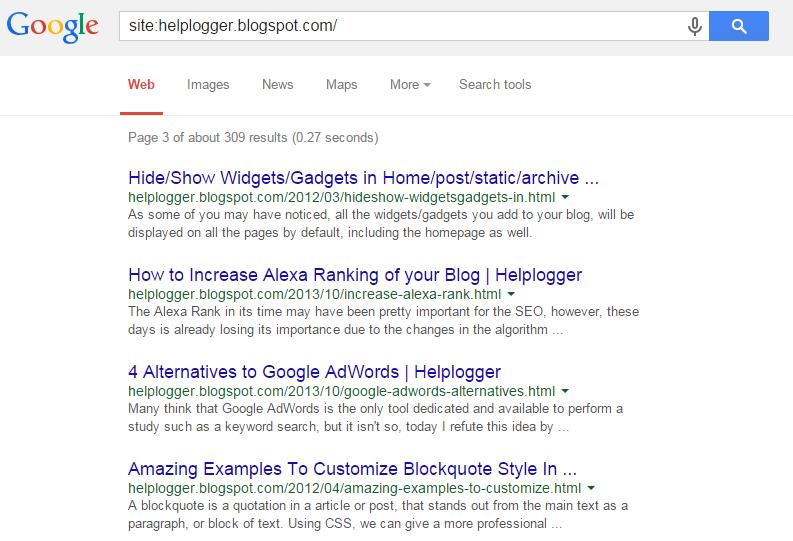 Tiada Tarikh Dalam Carian Google.