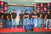 CCL Team Telugu Warriors Dress Launch photos gallery-thumbnail-2