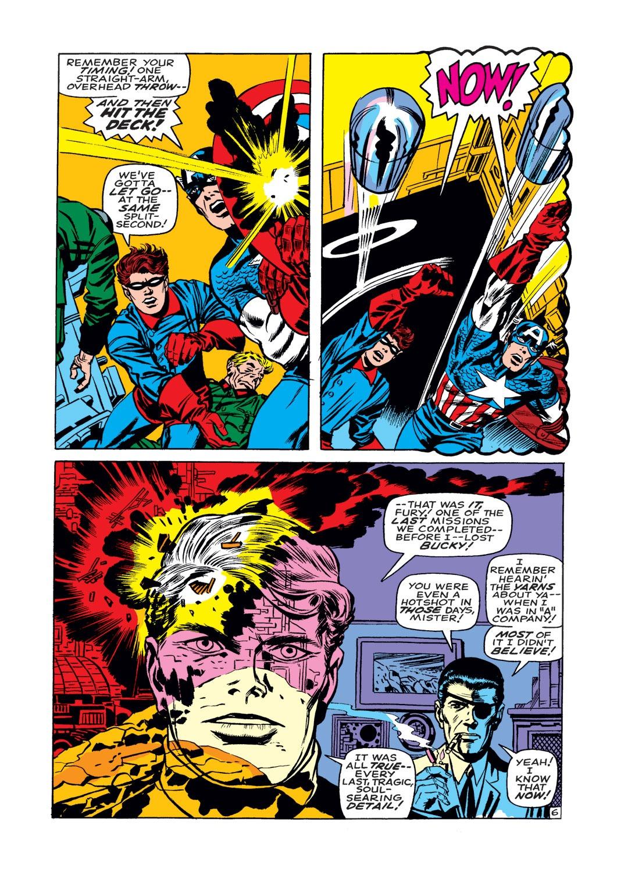 Captain America (1968) Issue #109 #23 - English 7