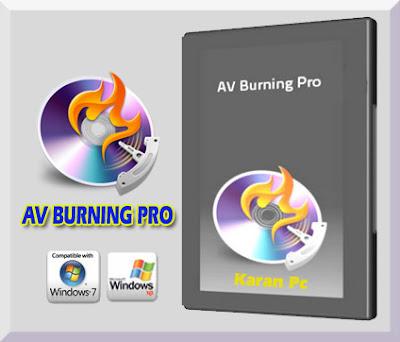 AV Burning Pro 4.5.1 Full Version