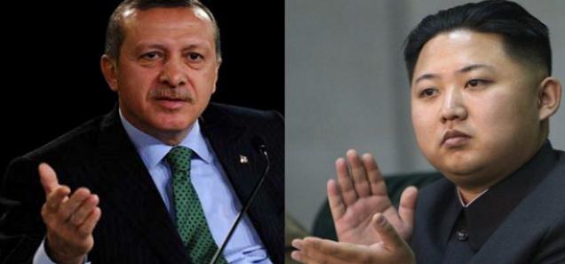 زعيم كوريا الشمالية يهدد بإزالة تركيا من خارطة العالم.. وهذا هو السبب