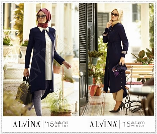 Alvina 2014/2015 Sonbahar/Kış Kolleksiyonu