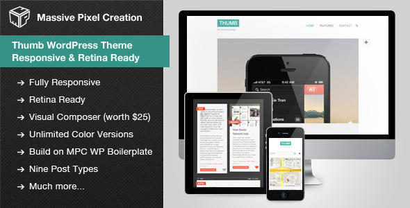 Blog / Magazine WordPress Themes Released in Feb 2013