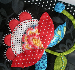 Hand Applique- Beautiful and Bold.