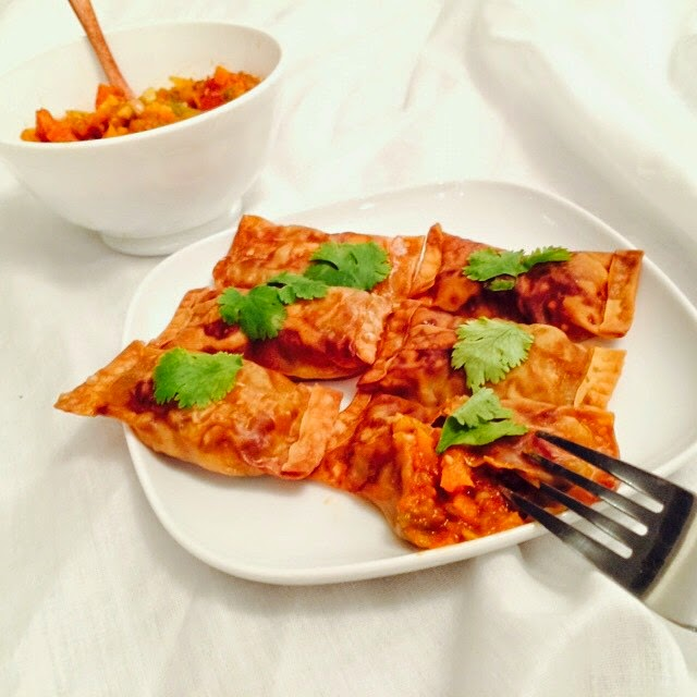 Healthy Homemade Vegetarian Pizza Rolls Recipe