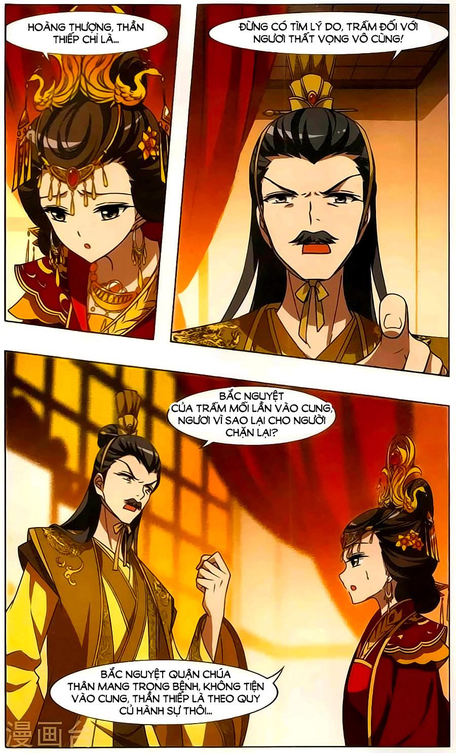 Phượng Nghịch Thiên Hạ – Chap 108