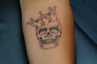 Crown Tattoo ideas for boys and girls