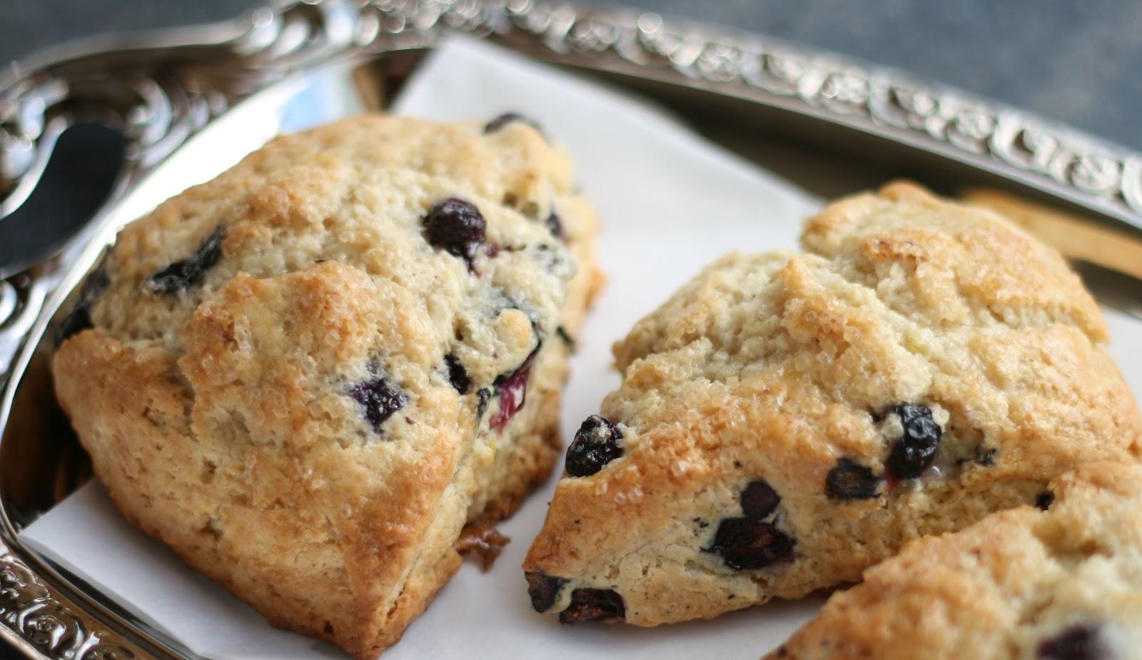Blueberry Scone — Rezepte Suchen