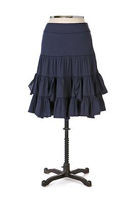 Anthropologie Do-si-do Skirt
