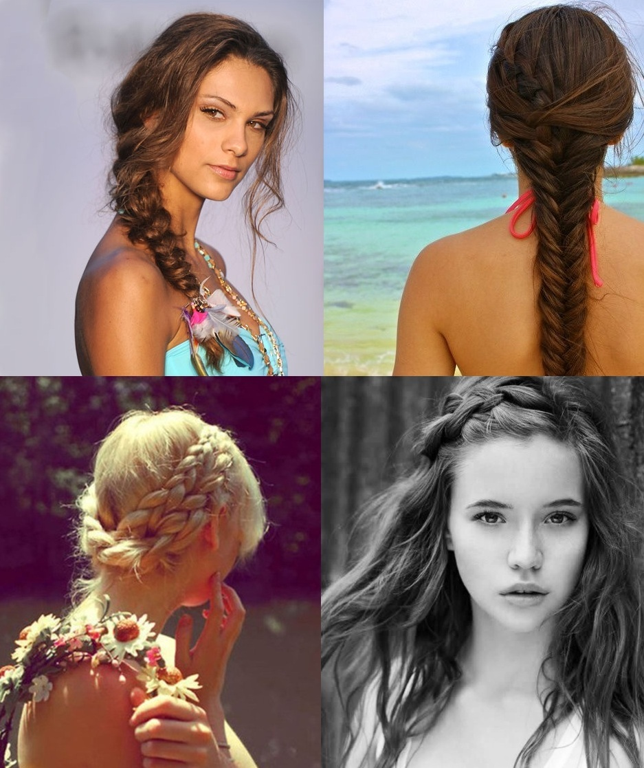 Denemek İçin 7 Şık İlkbahar Yaz Saç Modeli