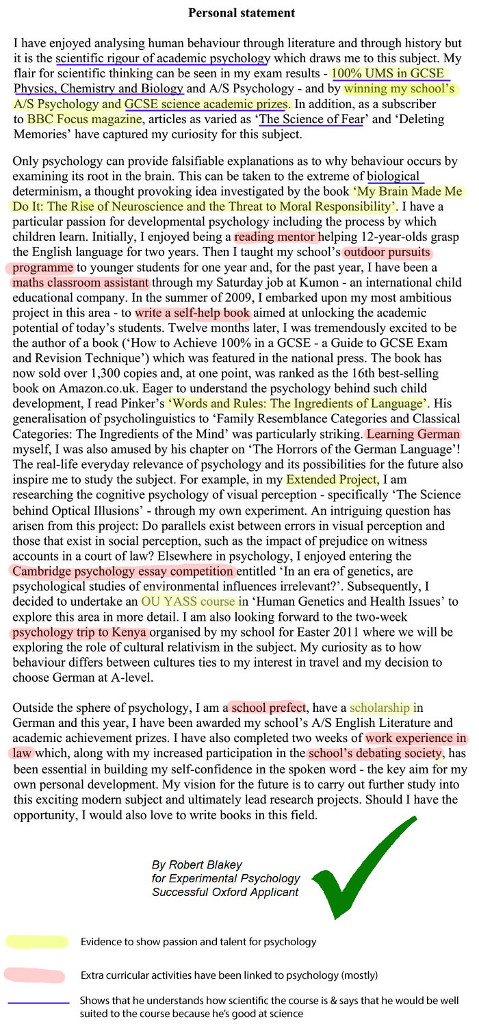 Applying to a college with good psychology and philosophy curriculum (possibly oxford)?