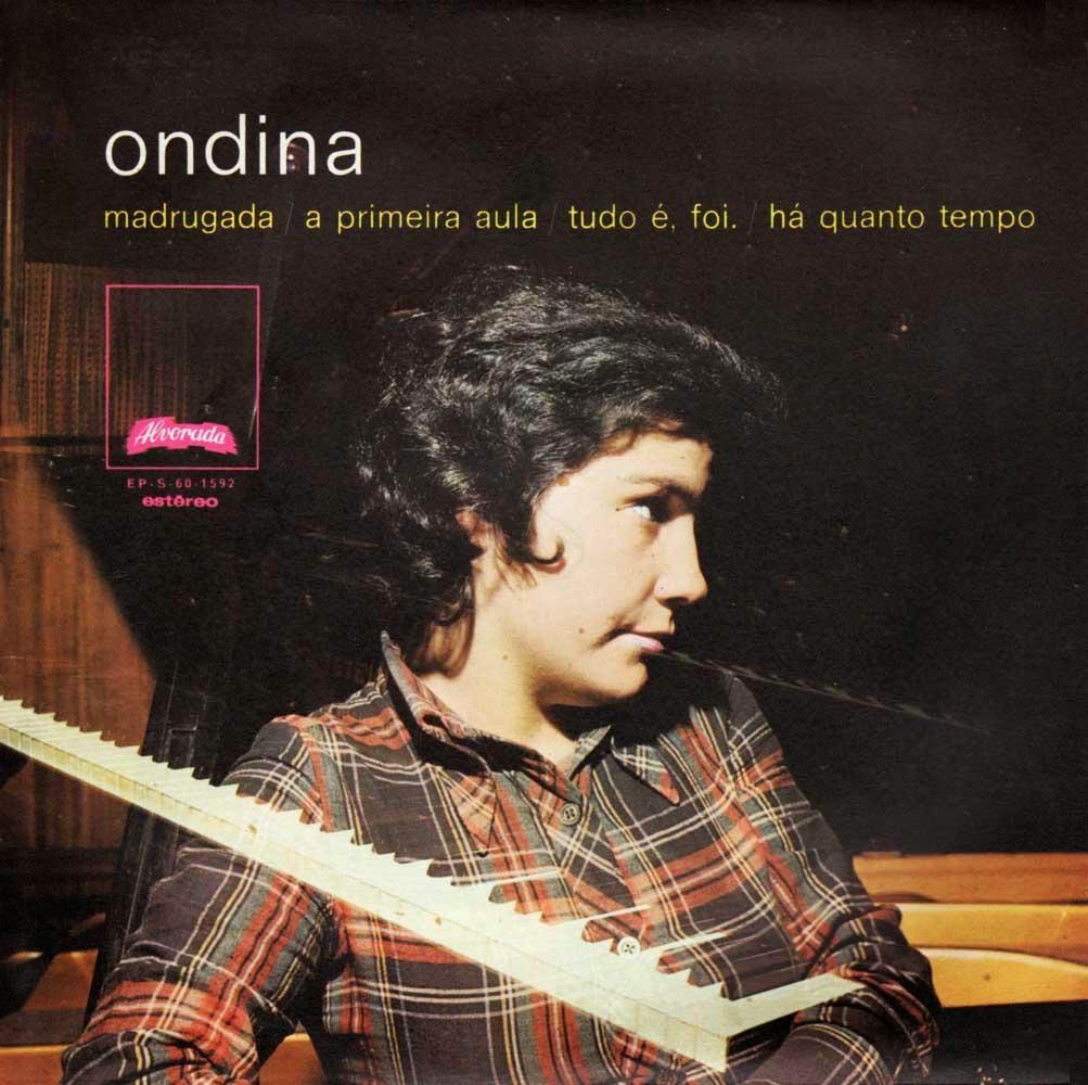 Ondina (Dina) - Madrugada (EP 1976) Ondina+(Dina)+-+Front
