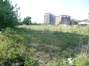 The site of the new park (chalkhill park)