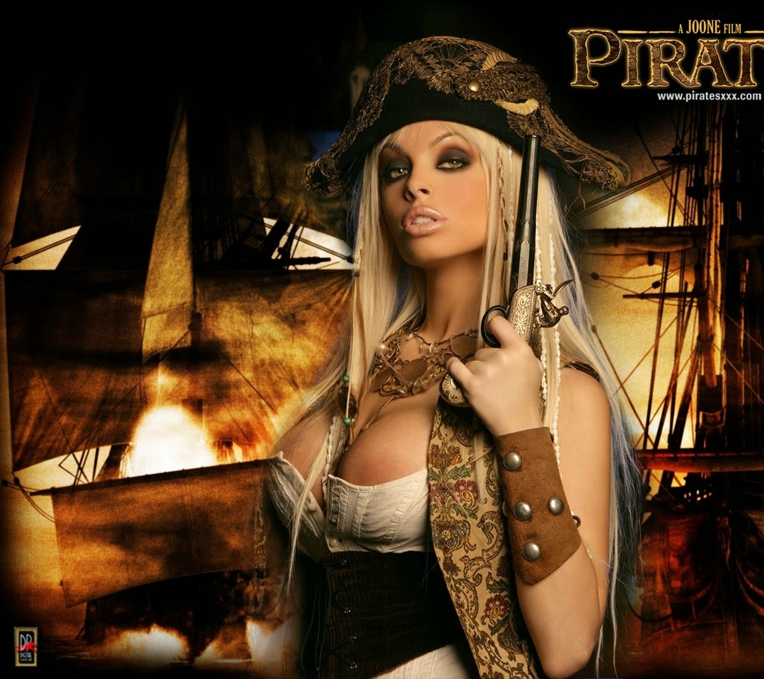 Sensuous pirate women cartoons porncraft clip