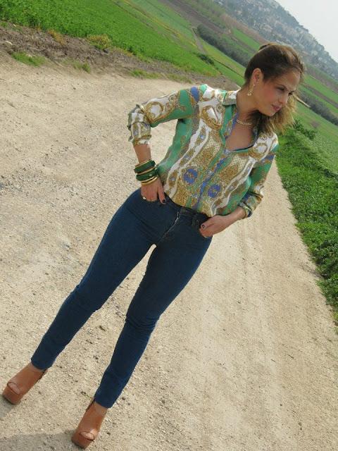 בלוג אופנה Vered'Style הדפסים