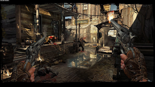 download Call of Juarez Gunslinger RELOADED 2013