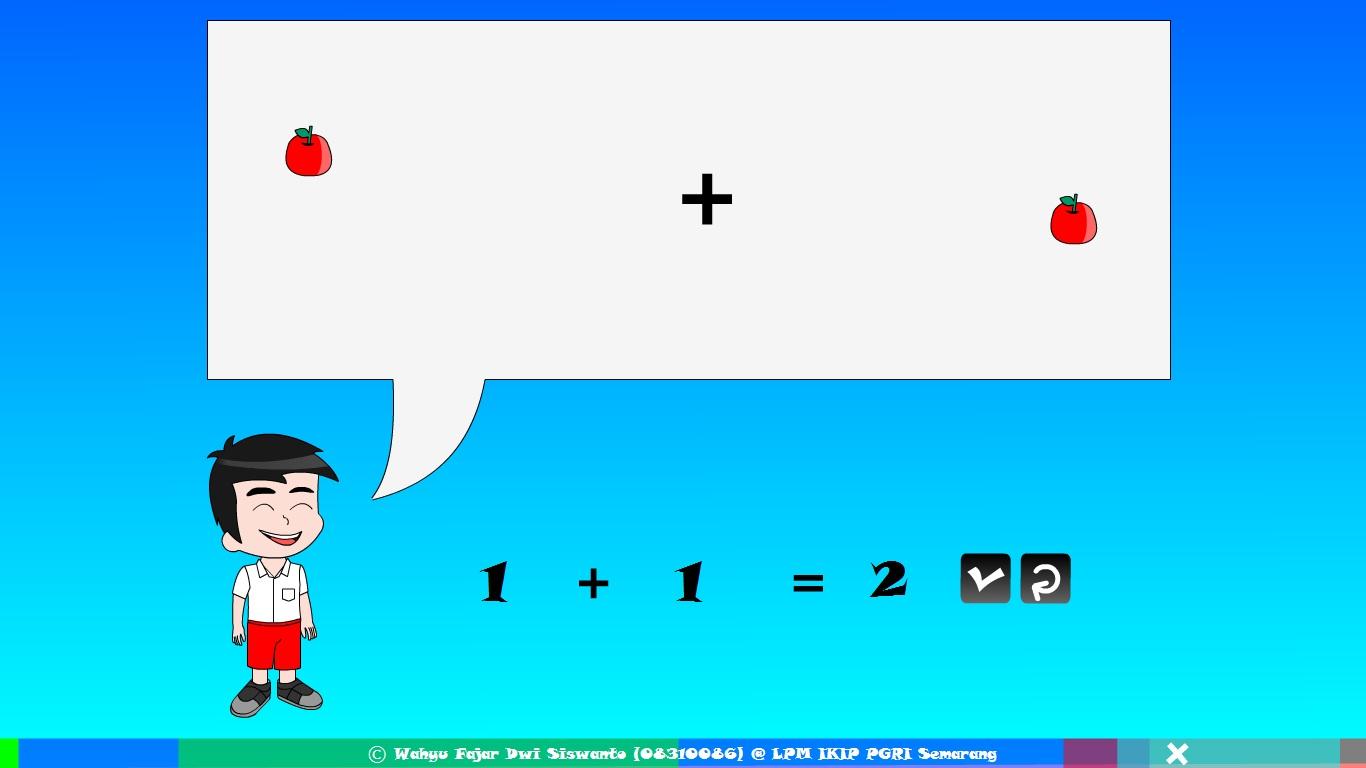 Software Belajar Menghitung Penjumlahan Matematika