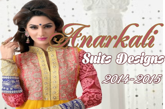 Anarkali Suits 2014