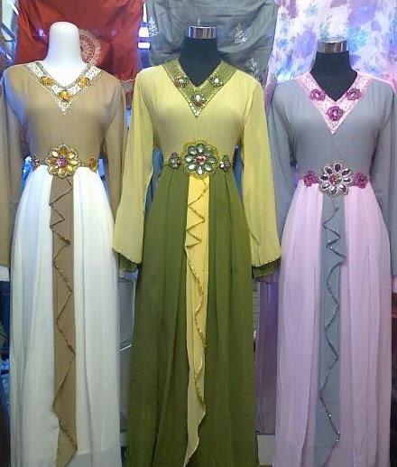 model dan trend baju muslim terbaru 2013