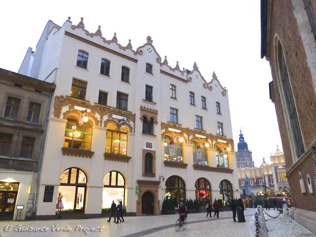 Centro Histórico - Cracovia por El Guisante Verde Project