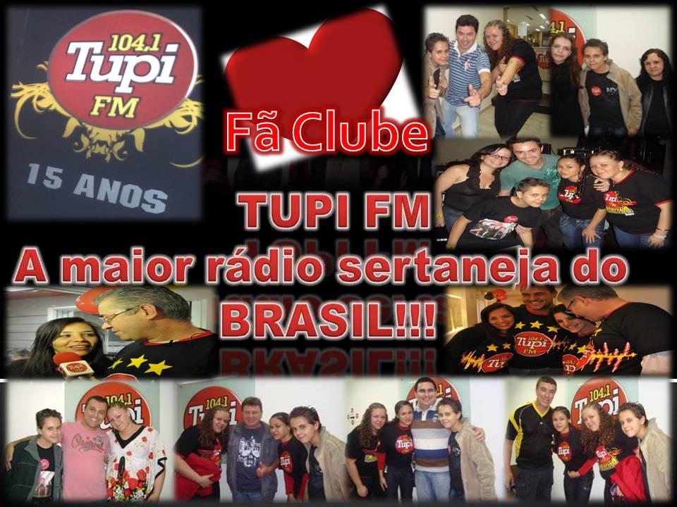 Fã Clube Tupi Fm
