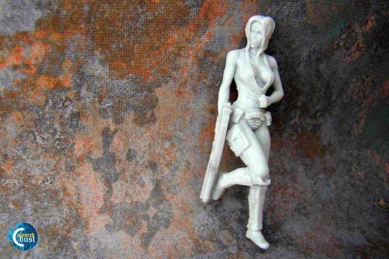 Leona Lobo (PU5412 Kabuki Models)