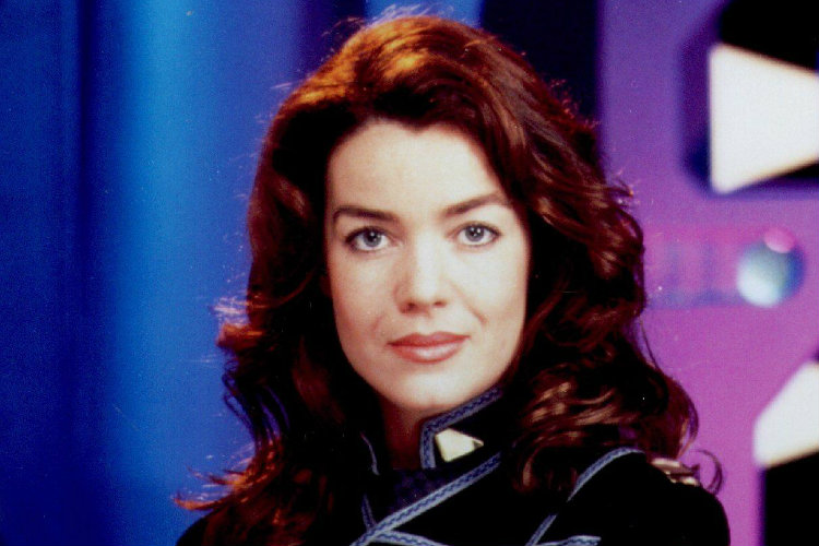 Claudia Christian Sci-Fi Scarborough 2016
