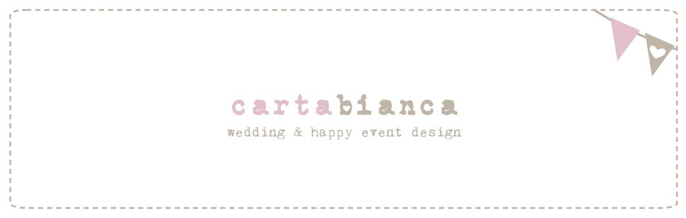 cartabianca Wedding &amp; Happy Event Design