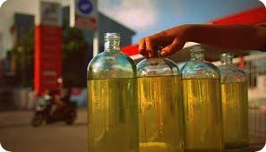 Harga Bensin Eceran di Lanny Jaya Tembus Rp 150 Ribu Per Liter