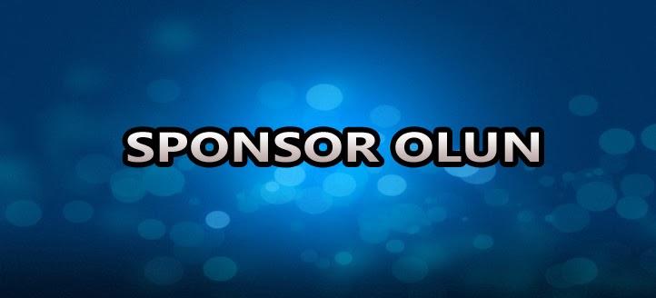 Sponsor Olun