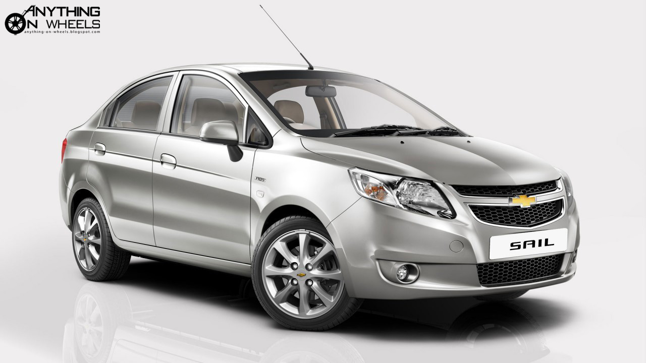 Anything on wheels general motors launches chevrolet sail for General motors pricing strategy