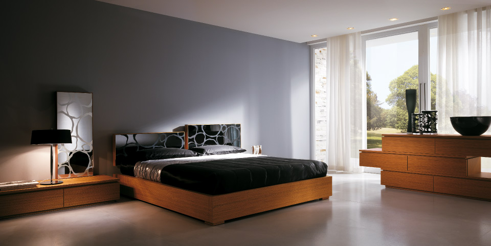 Mood modernoriginaldesign novit per la zona notte ultime tendenze - Camera da letto in ciliegio ...