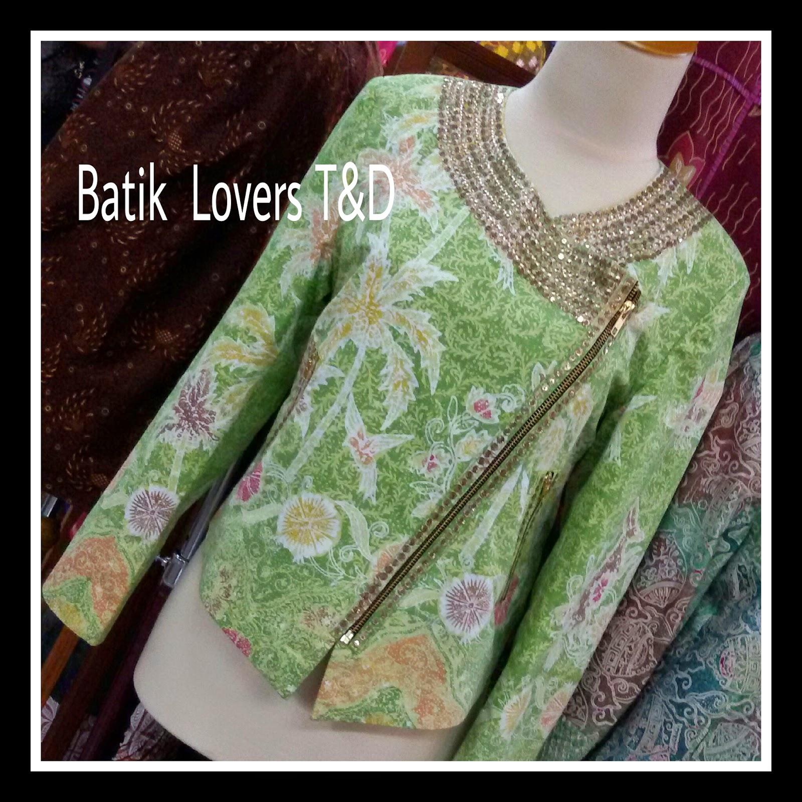 Batiks Lovers T&D : Batik Ready Stock November