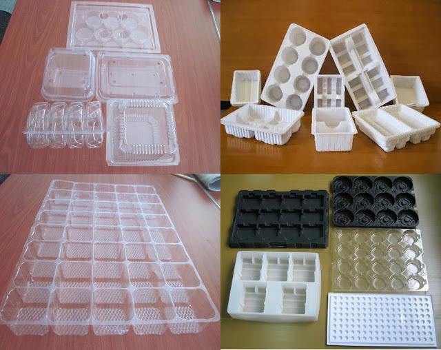 Khuôn nhựa đựng bánh, linh kiện điện tử