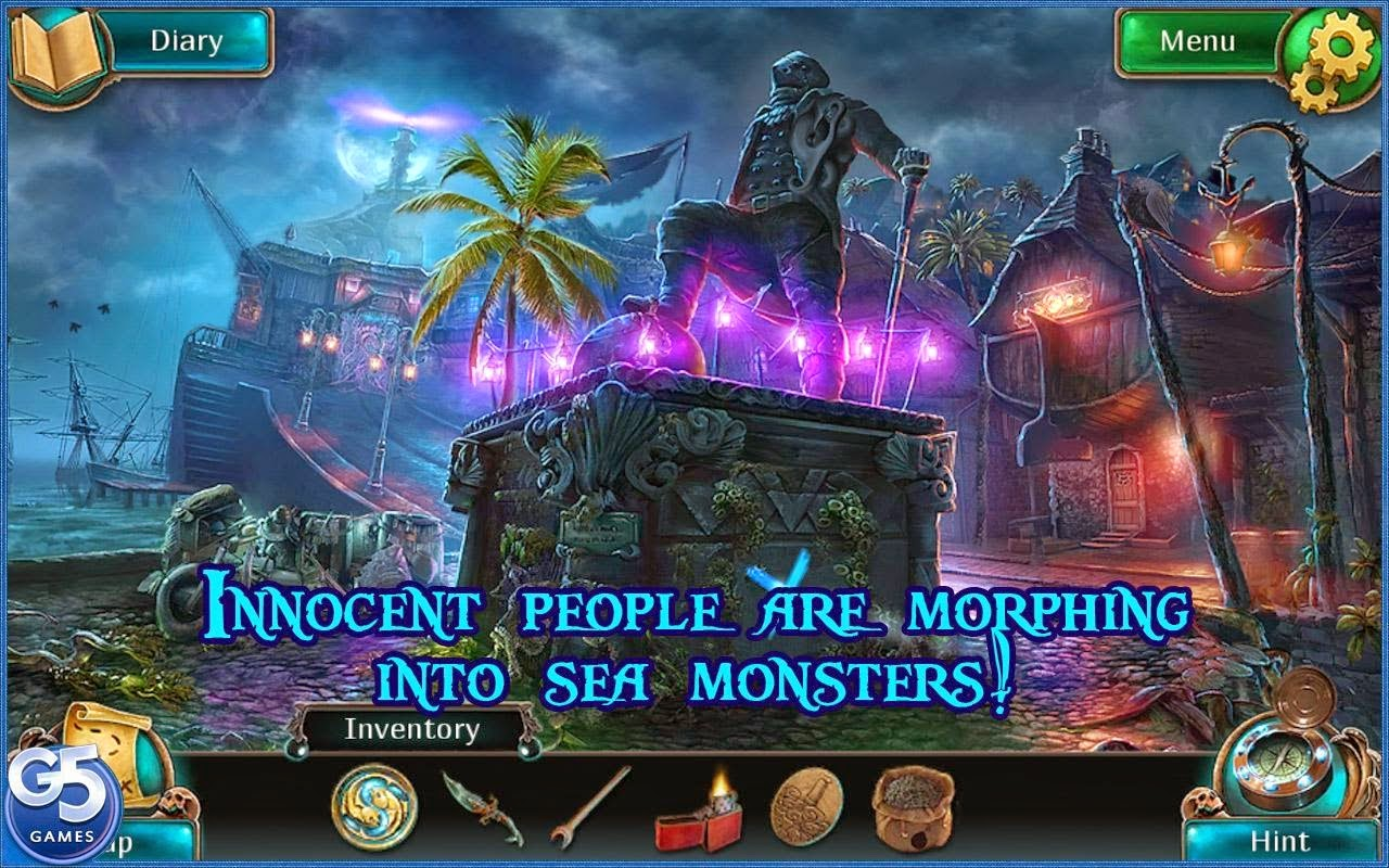 Nightmares from the Deep™ 2 v1.1 [Full/Unlocked] APK