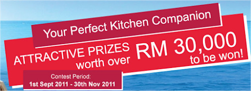 Diamond 'Your Perfect Kitchen Companion' Contest