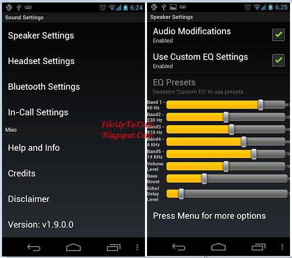 how to get sound file from rom no bin file