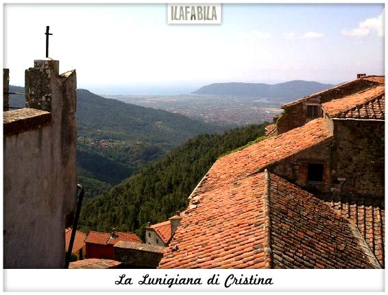 La Lunigiana di Cristina - Castello Malaspina di Fosdinovo