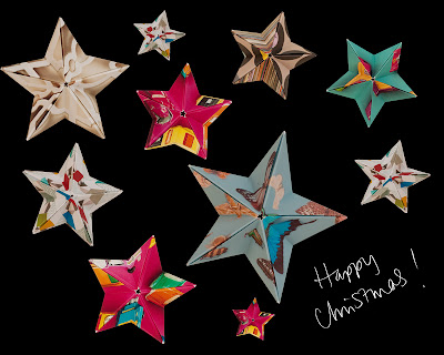 Merry Christmas and Happy New Year by Ella Doran